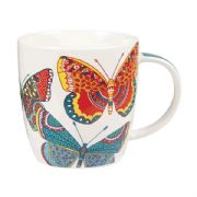 Churchill Couture Butterflies Mug